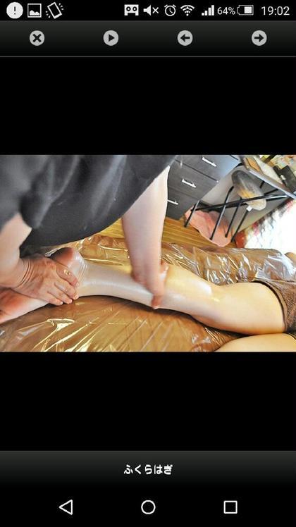 【痩せたい方必見】 足or背中のオイルマッサージとカウンセリング。