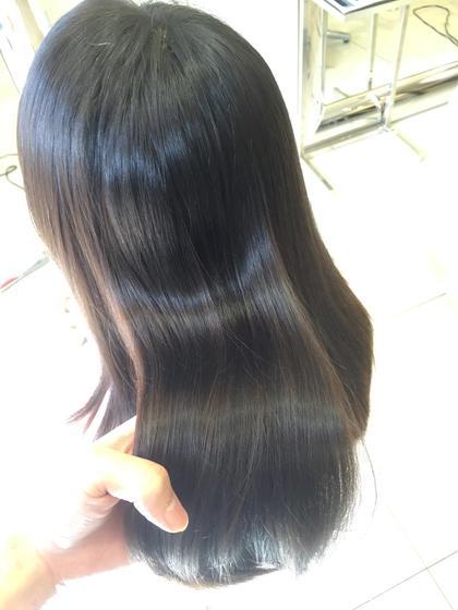 グレージュ  オージュアトリートメント hair&make Seek所属・島貫裕大のスタイル