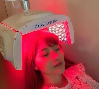 【初回限定】赤色LEDと高機能頭皮美容液による頭皮エステ💕健やか頭皮でハリのある艶髪☺️✨〈計30分照射〉
