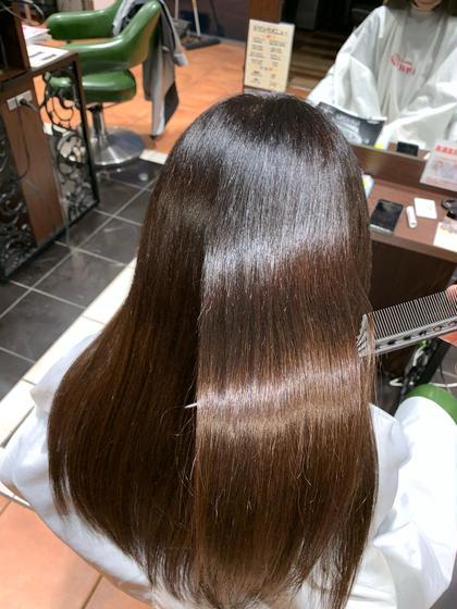 【NEW毛髪強度140%回復】カラーフル+TOKIOトリートメント✨