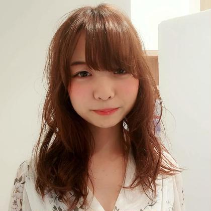 ゆるウェーブでくしゃっとしたラフな髪型です。どなたでもチャレンジしやすいです。 GOTODAYS 横浜店所属・加藤たかしのスタイル
