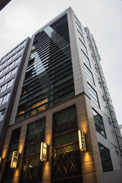 銀座745ビル5階入口です Joie所属・ジョワ銀座 脱毛プロのフォト
