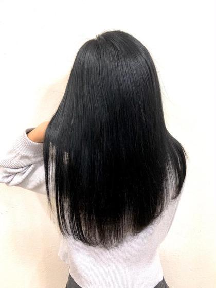 【くせ毛お任せ♪】カット+シアバター縮毛矯正 ¥23200→¥14300