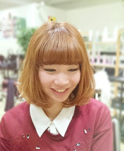 BLOCK hairmake所属・原田祥彰のスタイル