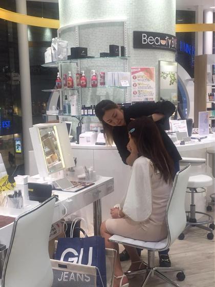 5/8日)メイクレッスン❤︎ Beauty  Bar所属・柳澤のスタイル