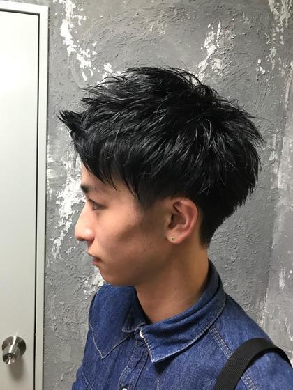 刈り上げショート⭐️ オクリコウダイのメンズヘアスタイル・髪型