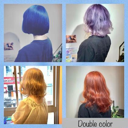 【超お得なお試し価格】派手髪から外国人風カラーまでなんでもできます!色彩学を極めてるので迷ってる方は一緒に決めましょう!