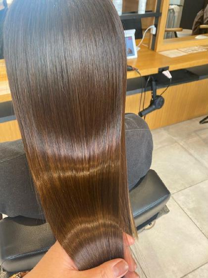 髪質改善ボトメント+カット¥15,380→¥5,500