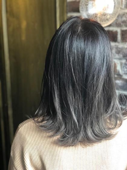 【3回目まで使える】3Dブリーチグラデーション & 艶髪トリートメント