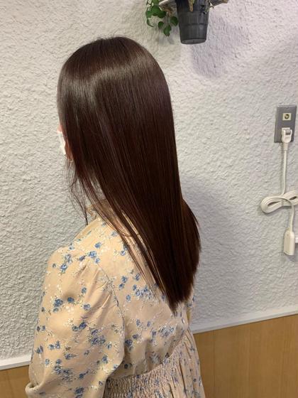 ❤️酸熱美髪クーポン→破格❤️1月21日まで限定!!!髪質改善酸熱トリートメント×イルミナorアディクシーカラー