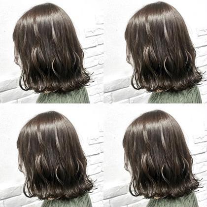 💗1日2名様限定🦄💕透明感カラー💗➕前髪カット➕3stepトリートメント💗