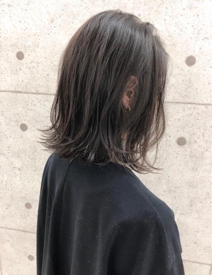 🐝カット+エドルカラー(髪の赤みが苦手な方にオススメ!!)🐝
