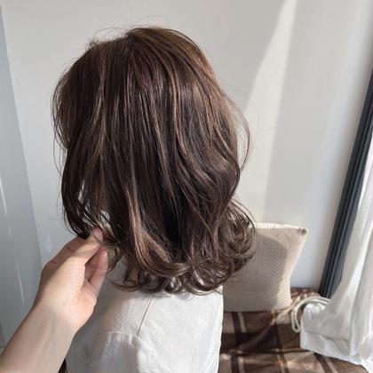 カット+アディクシーカラーorイルミナカラー+髪質改善+オージュアトリートメント