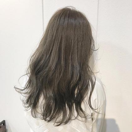 〘新規限定🌟〙艶抜群✨💫イルミナカラー+ダメージ予防トリートメント❣⃛【カットなし、SB込】