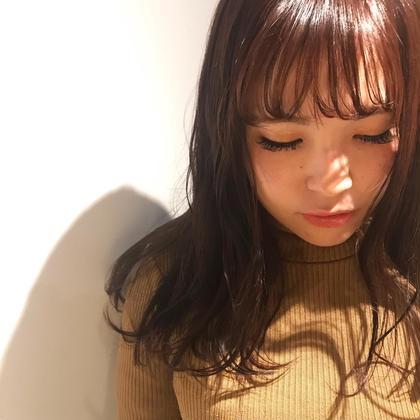 toto ⁛ toki所属のいとうしおねのヘアカタログ