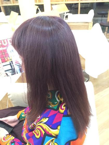 hair Lapis   equa所属・藤本祐希のスタイル