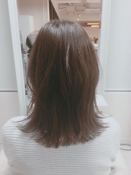【ミニモ春きゅん❤️】☆★人気no.1★☆艶カラー & トリートメント