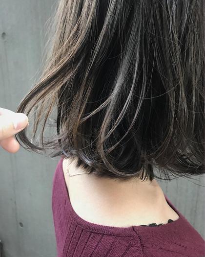 カラー ショート パーマ ヘアアレンジ マツエク・マツパ 地毛風暗髪カラー✨  赤味のないグレージュを体感出来ます✨✨  お仕事や学校で規則が厳しい方もお洒落を楽しめます✂︎  ✔️重く見えない地毛風カラー ✔️暗くても透けてみえる透明感 ✔️校則や規則で制限がある方にもオススメ ✔️黒髪にしたい方も勿論可能 ✔️色持ち保証  一度、僕にお任せください✨ なりたい理想を僕が実現させます😊🌈