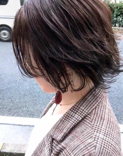 【♡minimo限定⭐︎【ブリーチ無し】ボブスタイル&アディクシーカラー】