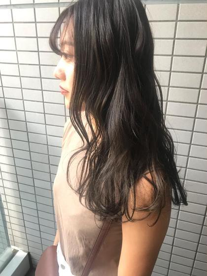 ⚠️お問い合わせからご予約🆗すぐ予約🆖【 🌼美髪ケア🌼】似合わせカット+トレンドカラー+ハホニコトリートメント