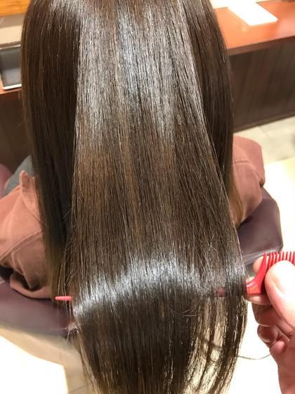 【髪質改善】サイエンスアクアトリートメント