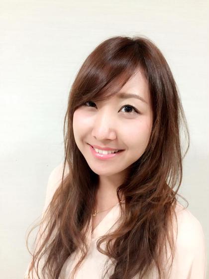 デジタルパーマ hair make  wise-be所属・瀧本あかねのスタイル