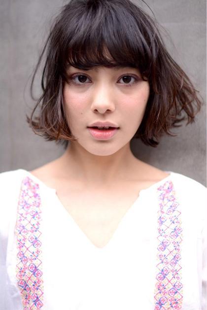 愛されモテ髪は僕におまかせ下さい✨ ミラ バイ グリーン所属・MatsuzakiJunのスタイル
