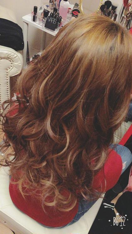巻き髪セット