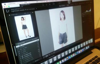 撮影データ KIREI PHOTO Salon所属・KIREIPHOTO東京のスタイル