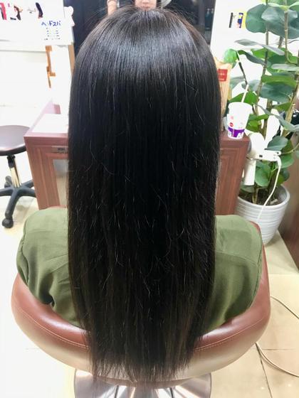黒髪!˚✧₊⁎