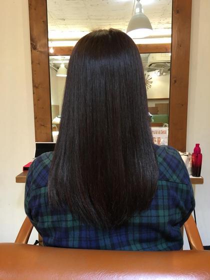 縮毛矯正 美髪ストレート☆ Neolive terrace所属・🌼スタイリスト田宮恵利奈🌼のスタイル
