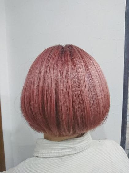 hair design PAUL所属の外国人風カラーデザイナー松本尚弥 のヘアカタログ