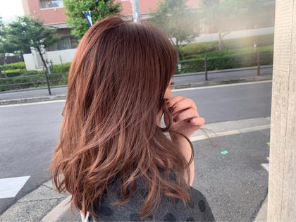 【2月14日限定!】🌟透け色スロウカラー&最高級髪質改善トリートメント🌟¥10000→¥3000