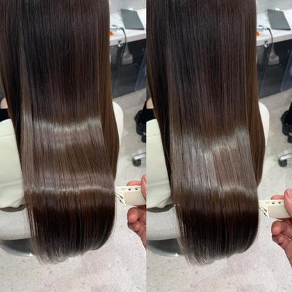 【ミニモ本日限定】✨❣️カット込み❣️髪質改善酸熱トリートメント9900円税込🌈✨