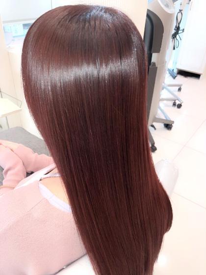 ラズベリーピンク💕     【Ash銀座HP】 →https://ash-hair.com/staff/20060058/    【インスタグラム】✨フォロワー10000人突破✨ →https://www.instagram.com/takaishi_ash/