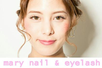 mary nail&eyelash 所属・新美侑のフォト