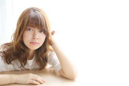 その他 カラー セミロング ヘアアレンジ ミディアム ロング ロゼ リュクスカラー❤︎ ¥5000