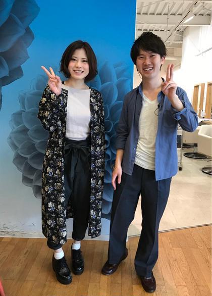 Apa kabar  鳳店所属・吉田裕のスタイル