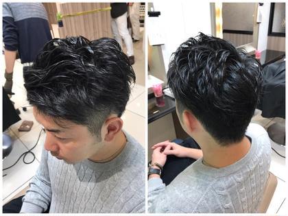 Ash西川口店所属・川井悠矢のスタイル