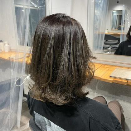 似合わせカット✄✨➕ さらさらつやつや極上髪質改善💕ヘッドスパ付き