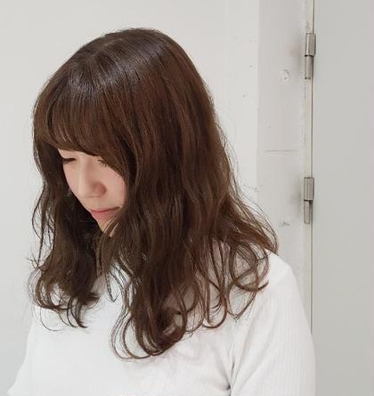 カット+低温デジタルパーマ【限定価格*】