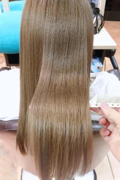 🧚♀️✨髪質改善酸熱トリートメント✨🧚♀️
