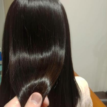 💥SNSで話題💥X−treatment【エックストリートメント】🍎ブリーチ毛も潤々の艶々でお返しします!