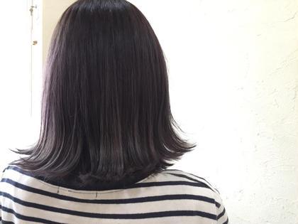 《艶髪》イルミナorスロウカラー+プレトリートメント
