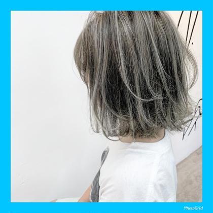 ⭐️ハイライトorグラデーションorインナー+トリートメント+前髪カット⭐️