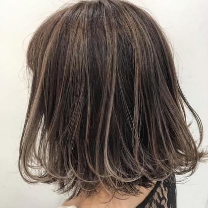 ナガカワコウヘイのショートのヘアスタイル
