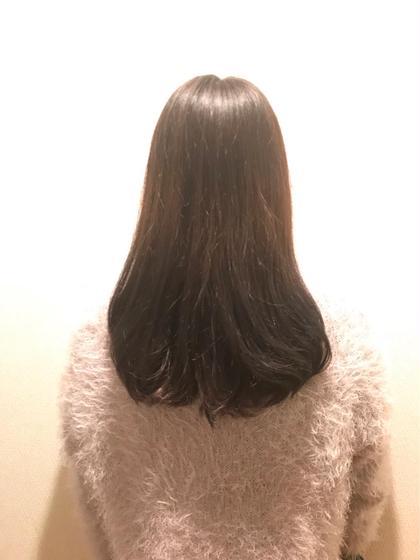 グラデーションカラー hair resort AI所属・黒田杏奈のスタイル