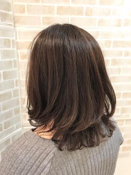 ✂️人気急上昇✂️✨1日限定3名様 カラーすればするほど髪が補修できる✨今話題のファイバープレックスグレイカラー+カット