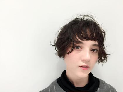 air-ginza所属・楠田元成のスタイル
