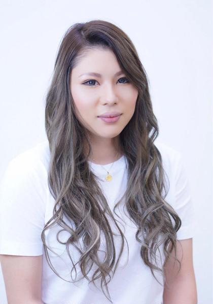 fullbloom所属の杉戸愛のヘアカタログ